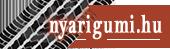 Nyárigumi webáruház logó a nyarigumi.hu, akciós nyárigumik.